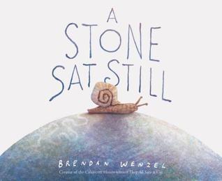 a-stone-sat-still